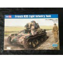 Maquette HOBBY BOSS - FRENCH R 35 LIGHT INFANTRY TANK - REF : jap hobby 83 806- ech 1/35