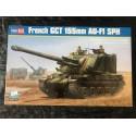 Maquette HOBBY BOSS - FRENCH GCT 155mm AU-F1 SPH- REF : jap hobby 83 834 - ech 1/35