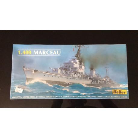 MAQUETTE HELLER - MARCEAU - REF jap hell 81 009 - ech 1/400
