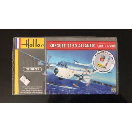 MAQUETTE HELLER - BREGUET 1150 ATLANTIC - REF JAP HELL 49 072 - ECH 1/200