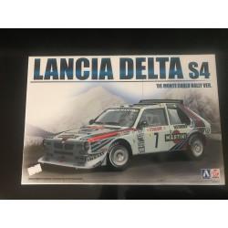 MAQUETTE BEEMAX - LANCIA DELTA S4 - 86 MONTE CARLO RALLY VER. - REF JAP BEE B24020 - ECH 1/24