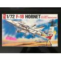MAQUETTE OCCASION - HOBBY CRAFT- F 18 HORNET - ECH 1/72