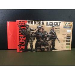 PEINTURE AK - Modern desert uniform colors - AK 32220