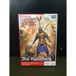 MAQUETTE MASTERBOX - ZHU YUANZHANG - REF JAP MB 24059 - ECH 1/24