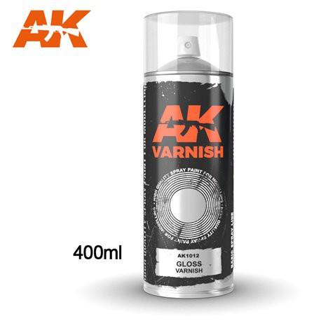 SPARY AK - GLOSS VARNISH - REF JAP AK 1012