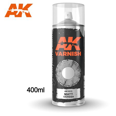 SPARY AK - MATT VARNISH - REF JAP AK 1013