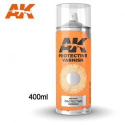 SPARY AK - PROTECTIVE VARNISH - REF JAP AK 1015
