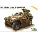 French Army 1987-Present Panhard VBL 12.7mm M2 machine gun Light Armoured Vehicle