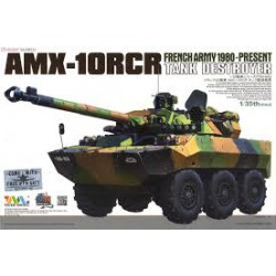 AMX-10RCR Tank Destroyer French Army 1980-Present