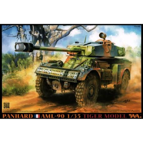 "Panhard AML-90 Light Armoured Car ""full-interior"""