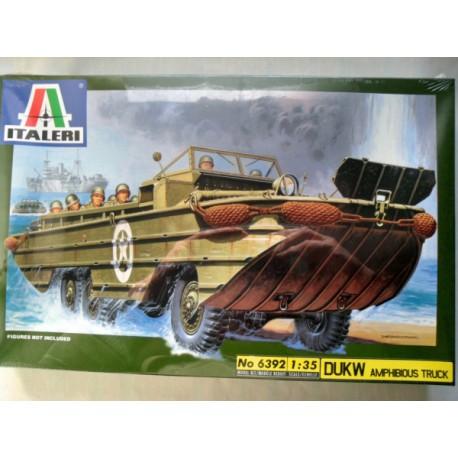 DUKW AMPHIBIOUS TRUCK - REF ITAL 6392 -1/35