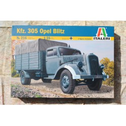 KFZ - 305 - OPEL BLITZ - REF JAP ITAL 216 - ECH 1/35