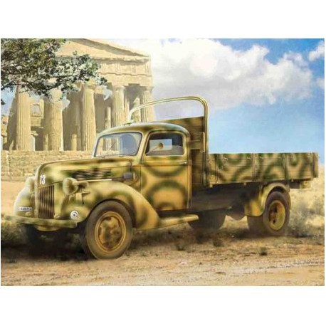 V3000S 1941 production German Army Truck 1/35 - 35411