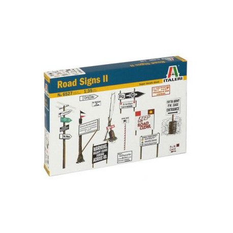ROAD-SIGNS-II-JAP6527-ECH1/35