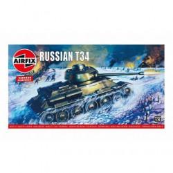 RUSSIAN-T34-JAPAIRF01316-ECH1/76