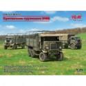 ICM-CAMIONS-BRITANNIQUE-2E-G.M-ICMDS3511-ECH1/35