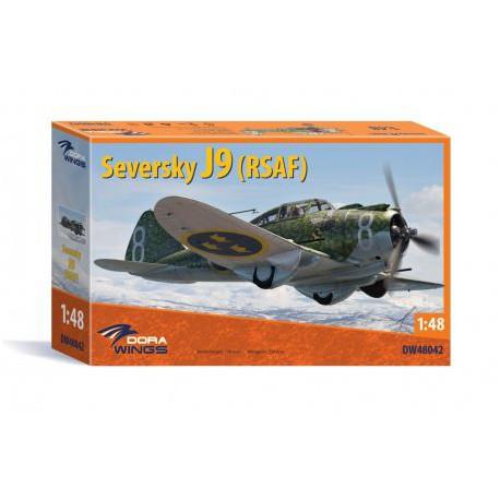 SEVERSKY-J9-RSAF-JAPDW48032- ECH1/48