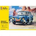 HELLER - 80700 - RENAULT R8 GORDINI - Echelle 1/24