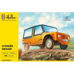 CITROEN MEHARI - HELLER -1/24