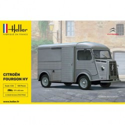 HELLER - 80768 - CITROEN FOURGON TYPE H - Echelle 1/24