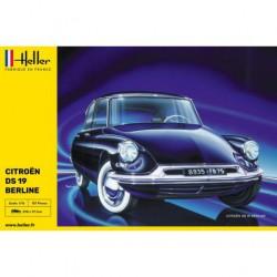 HELLER - 80795 - CITROEN DS 19 - Echelle 1/16