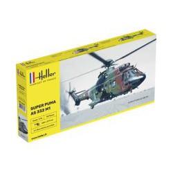HELLER - 80367 - SUPER PUMA AS332 M1 - Echelle 1/72