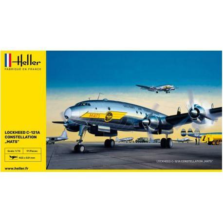 LOCKHEED-C-121-A-CONSTELLATION-HELL80382-ECH1/72