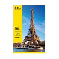 MAQUETTE HELLER - TOUR EIFFEL - ECH 1/650 - PARIS MONUMENTS