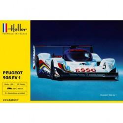 HELLER-PEUGEOT-905-EV-1-HELL80718-ECH1/24