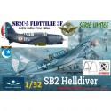 INFINITY-MODELS-HELLDIVER-SB2C5-AERONAVALE-INDOCHINE-LTV-JEAN-ANDRIEUX-INF101F-ECH1/32