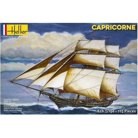 HELLER-LE-CAPRICORNE-HELL80831-ECH1/150