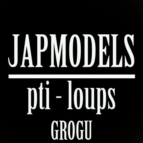 MASTER CLASS JAPMODELS - PTI LOUP - GROGU