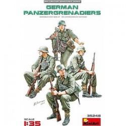 MINI ART - GERMAN PANZERGRENADIER-MIART35248- Echelle 1/35