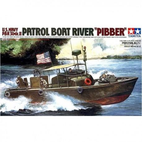 TAMIYA - PBR31Mk.II PATROL BOAT RIVER - TAM35150 - Echelle 1/35