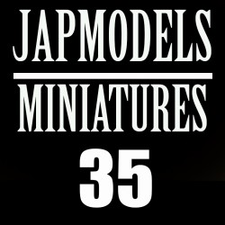 MAQUETTE DECALS - CAGOUILLE - JEEP - 1/3 RAC - ECH 1/35 SEPT 21