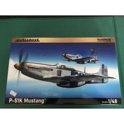 P-51 MUSTANG - EDUARD PROFIPACK - REF EDU 82105 - ECH 1/48