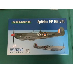 SPITFIRE HF MK VIII - EDUARD WEEK END - REF EDU 7449 - ECH 1/72