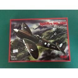 SPITFIRE MK VIII - BRITISH FIGHTER - ICM - REF ICM48067 - ECH 1/48