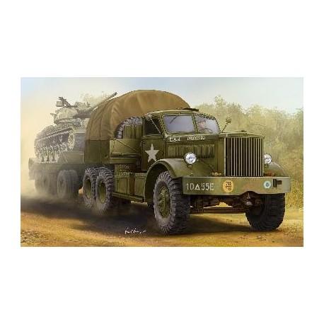 PORTE CHAR US M19 - CABINE FERMEE