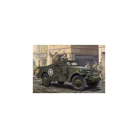 MAQUETTE SCOUT CAR EH 1/35 HOBBY BOSS