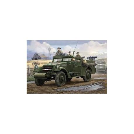 MAQUETTE HOBBY BOSS SCOUT CAR M3 A1 - ECH 1/35