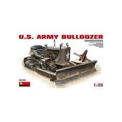 MAQUETTE MINI ART - US ARMY TRACTEUR 35195 - ECH 1/35