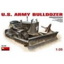 MAQUETTE MINI ART - US ARMY TRACTEUR 35195 - ECH 1/35