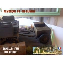 REMORQUE M8 BLINDEE US