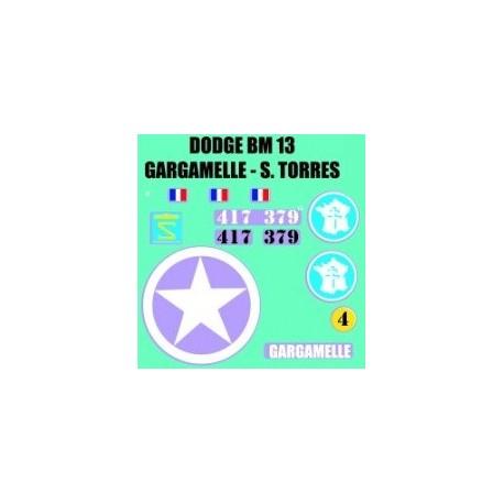 Dodge Gargamelle - S. TORRES