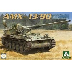 AMX 13 - 13/90 ECHELLE 1/35 --- ATTENTION DISPO 15 JANV ---