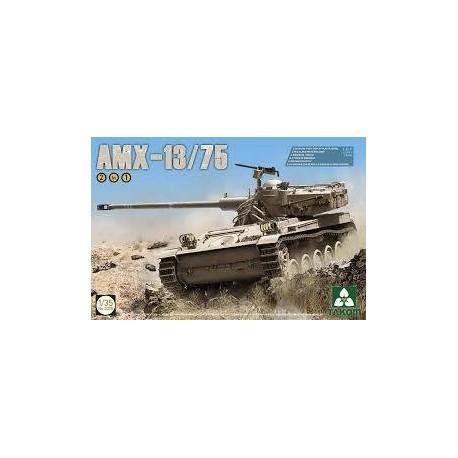 AMX 13 - 13/75 ECHELLE 1/35