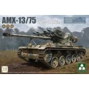 AMX 13 - 13/75 W/SS 11 ATGM ECHELLE 1/35 --- ATTENTION DISPO 15 JANV