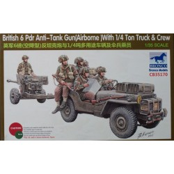 BRITISH 9 PDR & ANTI KANK GUN- DISPO 10/03/2016