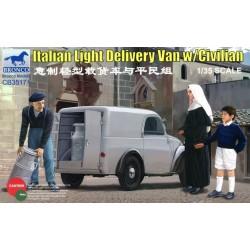 ITALIAN DELIVERY VAN & CIVIL - DISPO 10/03/2016